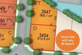 Lot 3454 Primrose Release, Calderwood, NSW 2527