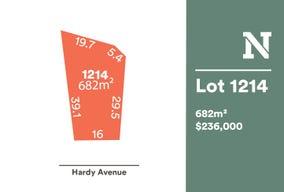 Lot 1214, Hardy Avenue, Mount Barker, SA 5251