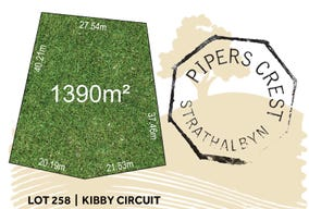 Lot 258, Kibby Circuit, Strathalbyn, SA 5255