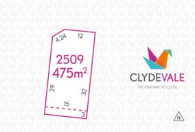 Lot 2509, Appenzeller Drive, Clyde North, Vic 3978