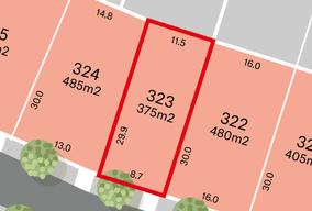 Lot 323 Rex Hills Drive, Ripley, Qld 4306