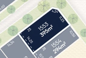 Lot 1553, 1880 Thompsons Road, Clyde North, Vic 3978