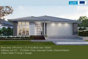 Lot 521/10 Maslin Close, Diamond Beach, NSW 2430