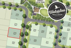 Lot 274, The Village Waterlea Walloon, Walloon, Qld 4306