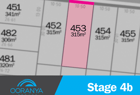 Lot 453, Ooranya Estate, Beveridge, Vic 3753