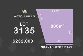 Lot 3135, Grantchester Avenue (Aston Hills), Mount Barker, SA 5251