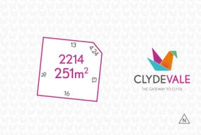 Lot 2214, 35 Guernsey Street, Clyde North, Vic 3978