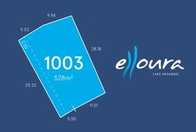 Lot 1003, 3 Elloura Drive, Nagambie, Vic 3608