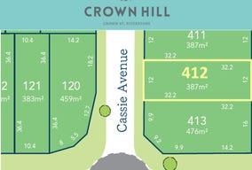 Lot 412 Cassie Avenue, Riverstone, NSW 2765