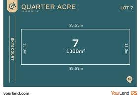 Lot 7, Skye Court, Kangaroo Flat, Vic 3555