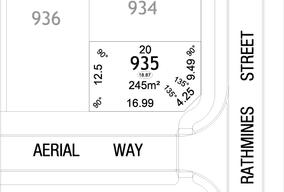 Lot 935, Lot 935 Aerial Way, Mindarie, WA 6030