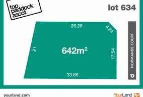 Lot 634, Normande Court, Ascot, Vic 3551