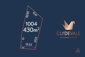 Lot 1004, Cochin Drive, Clyde North, Vic 3978