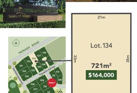Lot 134, Prestwick Parkway, Newborough, Vic 3825
