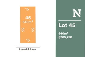 Lot 45, Limerick Lane, Mount Barker, SA 5251