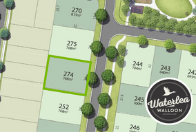 Lot 274, Waterlea, Walloon, Qld 4306