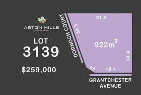 Lot 3139, Grantchester Avenue (Aston Hills), Mount Barker, SA 5251