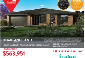 Lot 437 Sanctuary, Mount Duneed, Vic 3217