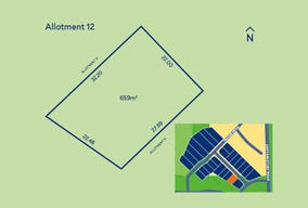 Lot 12, Wallace Street, Hindmarsh Island, SA 5214