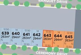 Lot 643, Ceremony Drive, Tarneit, Vic 3029