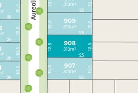 Amberton Beach, Lot 908 Aureolin Road, Eglinton, WA 6034
