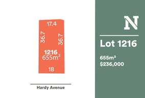 Lot 1216, Hardy Avenue, Mount Barker, SA 5251