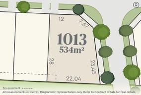 Lot 1013, Generation Crescent, Wyndham Vale, Vic 3024