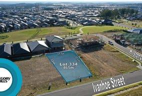 Lot 334, 4 Ivanhoe Street, Gregory Hills, NSW 2557