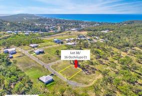 "Lot 38, 16 ""Shores Estate"" Occhilupo Cct, Agnes Water, Qld 4677"