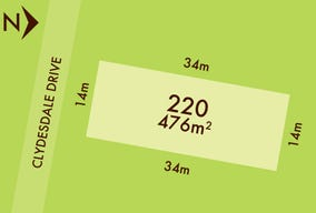 Lot 220, 48 Clydesdale Drive, Bonshaw, Vic 3352