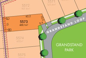 Lot 5573 Grandstand Loop, Oran Park, NSW 2570