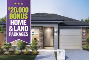 Lot 6238 Home & Land Package at Newpark, Marsden Park, NSW 2765