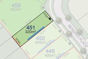 Lot 451, Bendigo Place, Upper Kedron, Qld 4055