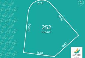 Lot 252, Tiverton Terrace, Werribee, Vic 3030