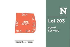 Lot 203, Newenham Parade, Mount Barker, SA 5251