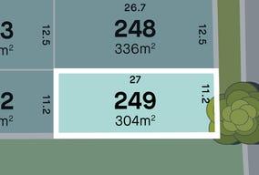 Lot 249, Chromite Circuit, Melton South, Vic 3338