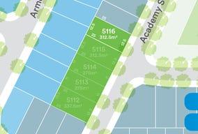 Lot 5116 Academy Street, Jordan Springs East, Jordan Springs, NSW 2747