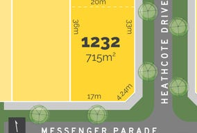 Lot 1232, Messenger Parade, Lucas, Vic 3350
