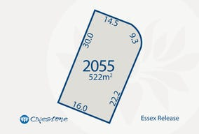 Lot 2055, Crozier Street, Mango Hill, Qld 4509