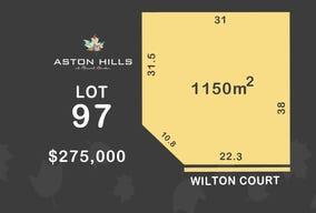 Lot 97, Wilton Court (Aston Hills), Mount Barker, SA 5251
