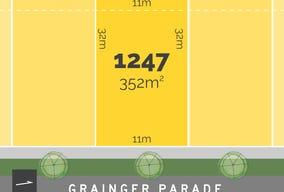 Lot 1247, Grainger Parade, Lucas, Vic 3350