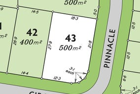 Lot 43, Pinnacle Circuit, Heathwood, Qld 4110