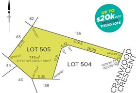 Lot 505, 28A Cranwood Crescent, Viveash, WA 6056