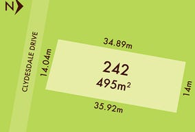 Lot 242, 16 Clydesdale Drive, Bonshaw, Vic 3352