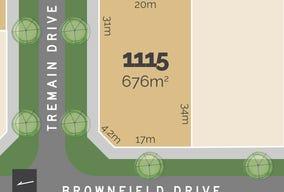 Lot 1115, Brownfield Drive, Lucas, Vic 3350