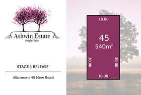Lot 45 New Road, Angle Vale, SA 5117