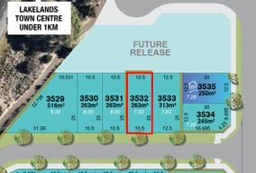 Lot 3532, 3532 Stage Westlake, Lakelands, WA 6180