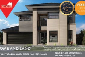 Lot 821 Gabbro Way, Wollert, Vic 3750