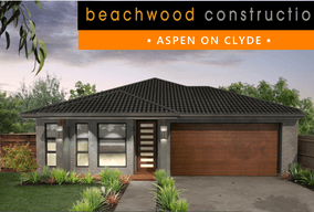 Lot 80 - 161 Grices Road - Trinity 20 from Beachwood Constuctions, Clyde North, Vic 3978