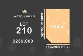 Lot 210, Seymour Drive (Aston Hills), Mount Barker, SA 5251